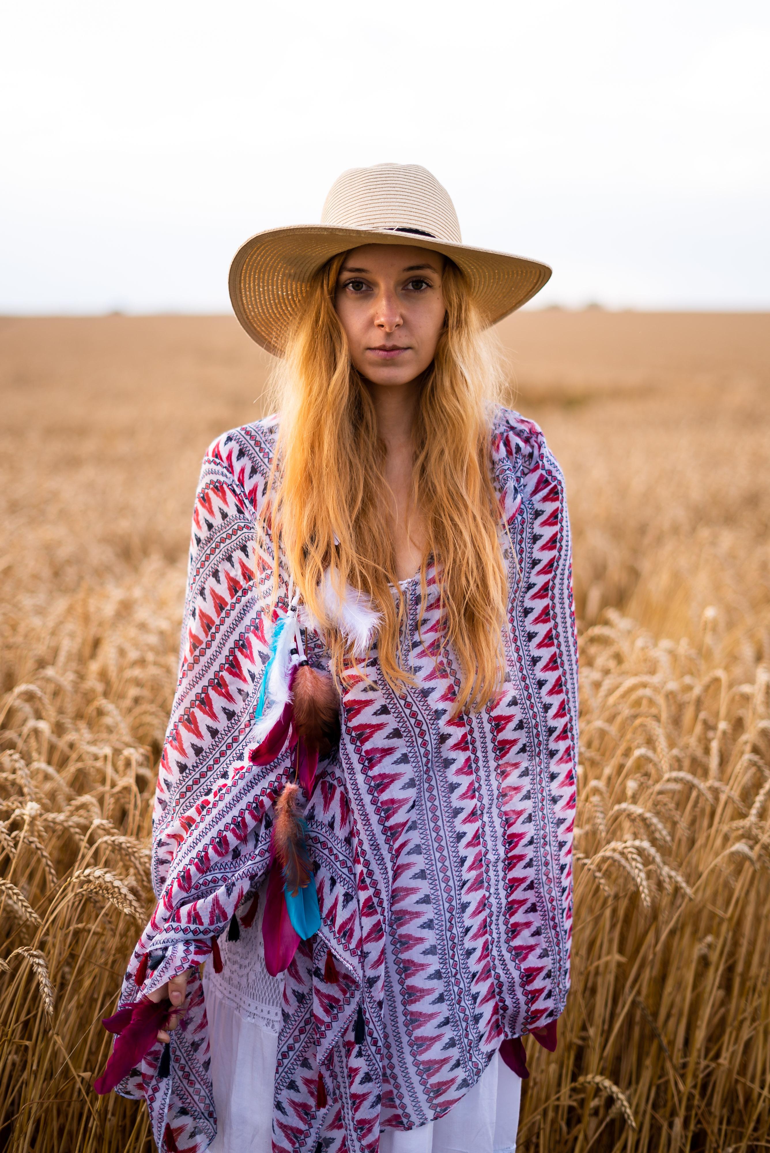 Indiánka Ann v políchj