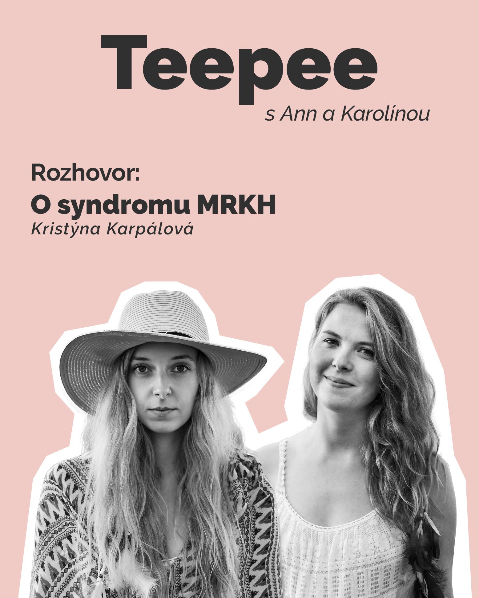 Video: #1Teepee: O syndromu MRKH s Kristýnou Karpálovou
